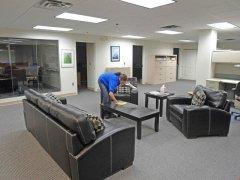 генеральная уборка в офисе профессионалами - фото