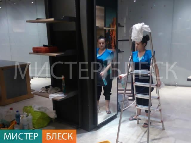 заказать уборку квартиры после ремонта