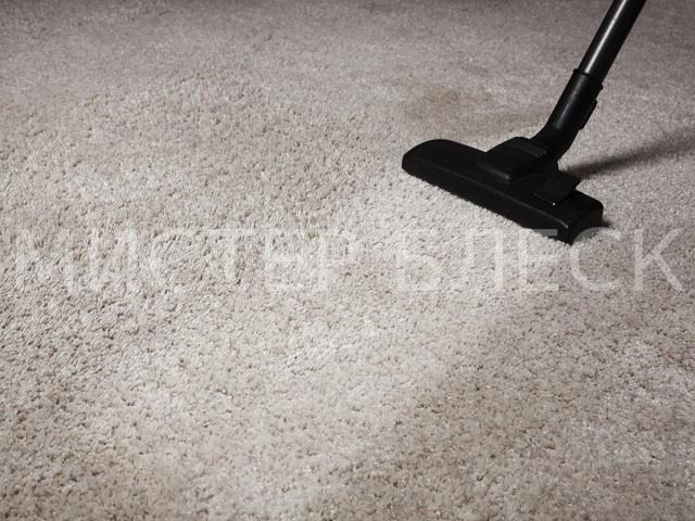 почистив ковролин в домашних условиях от грязи