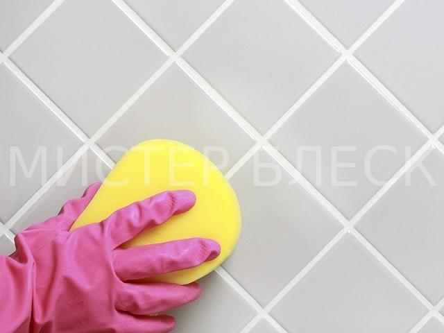 чем почистить плитку