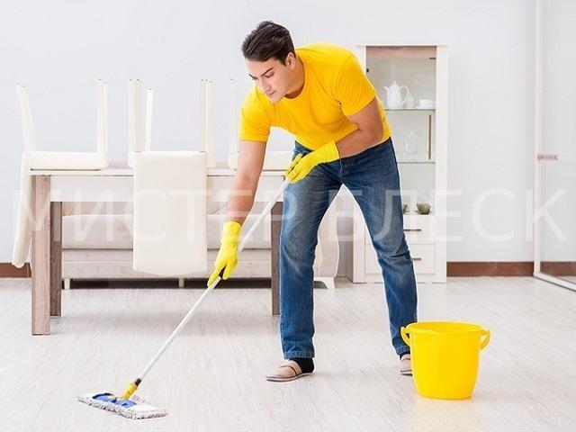 как убрать строительную пыль после ремонта,