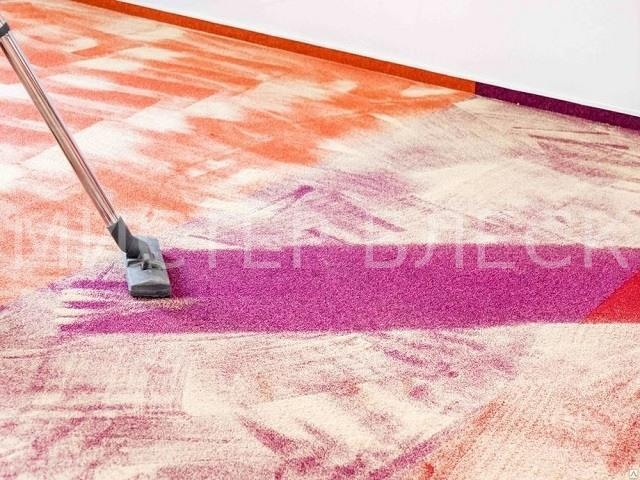 Почистить ковролин в домашних условиях от грязи