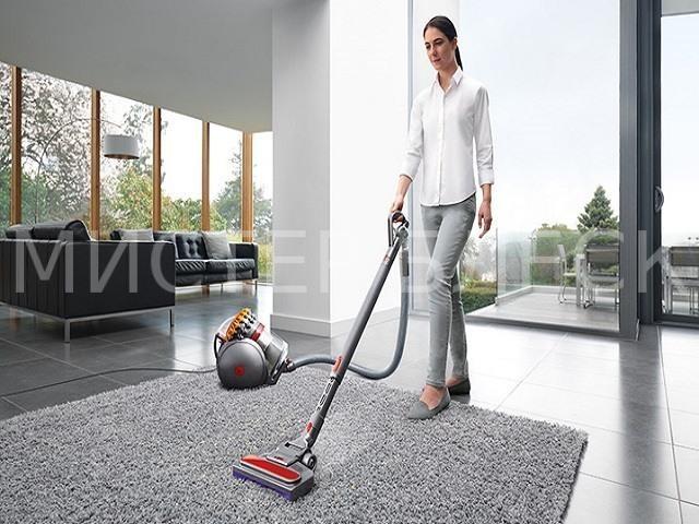 уборка большого дома