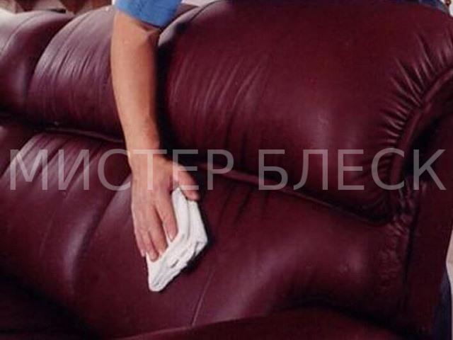 эффективная чистка мягкой мебели