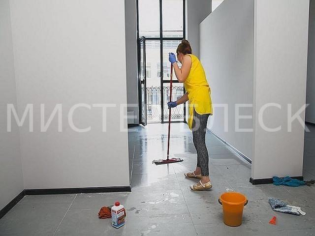 как убрать пыль после ремонта,