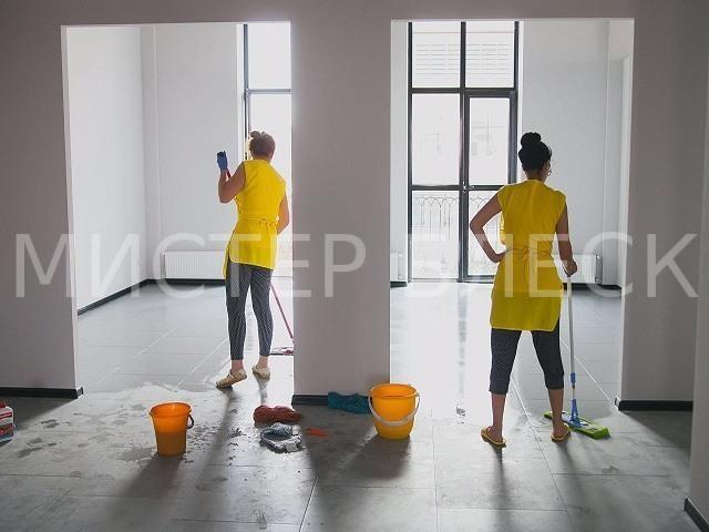 уборка офиса после ремонта стоимость,