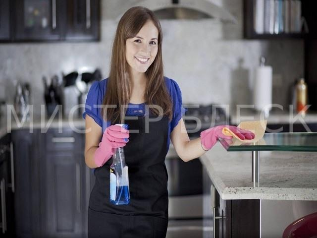 уборка дома после ремонта в подмосковье