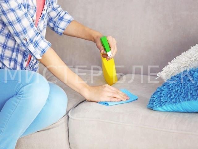 3. Чем можно почистить мягкую мебель